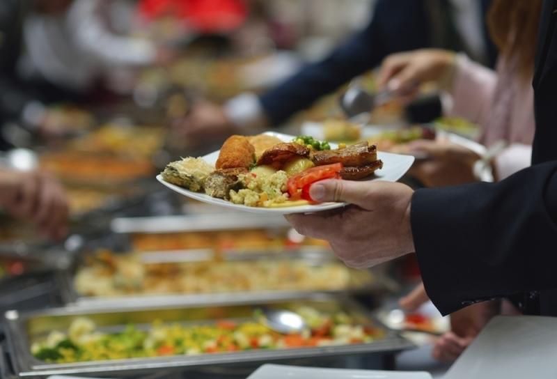 Buffets de Jantar em Domicílio Parque da Mooca - Buffet de Jantar de Aniversário