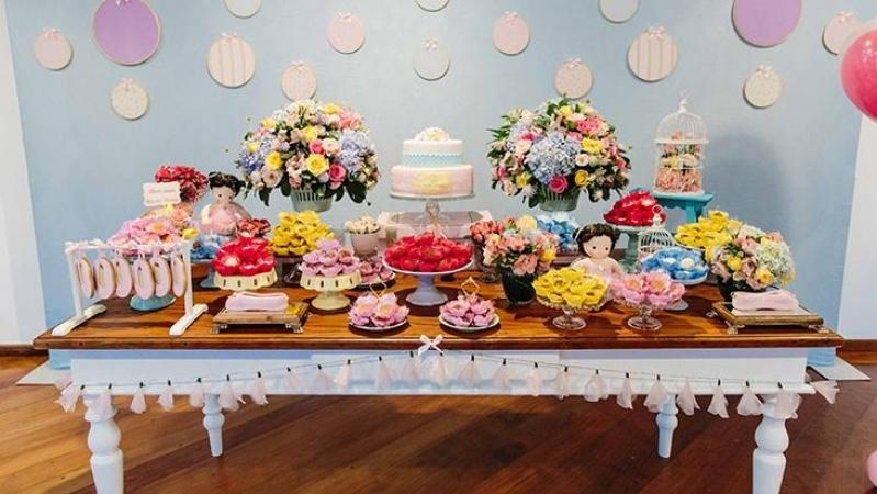 Organização de Festa de Aniversário Infantil no Alto da Boa Vista - Organização de Festas Corporativas