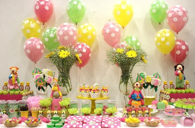 Organização de Festas de Aniversário Infantil na Vila Santa Mooca - Empresa para Organizar Festas