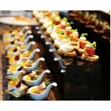 buffets coquetel com jantar na Vila União