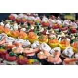 buffets de jantares na Vila Andrade
