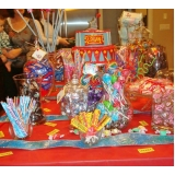 kit buffet para festa infantil no Jockey Club