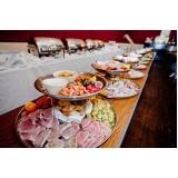 kit festa com buffet preço no Jardim Petrópolis