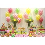 organização de festas de aniversário infantil no Jardim das Laranjeiras
