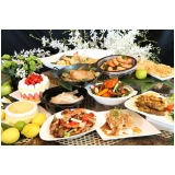quanto custa buffet coquetel de salgados na Vila Olinda