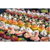 quanto custa buffet de almoço de aniversário Vila Embira