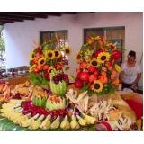 quanto custa serviço de jantar para casamento Vila Anhangüera