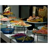 serviços de buffet de almoço Vila Santa Mooca